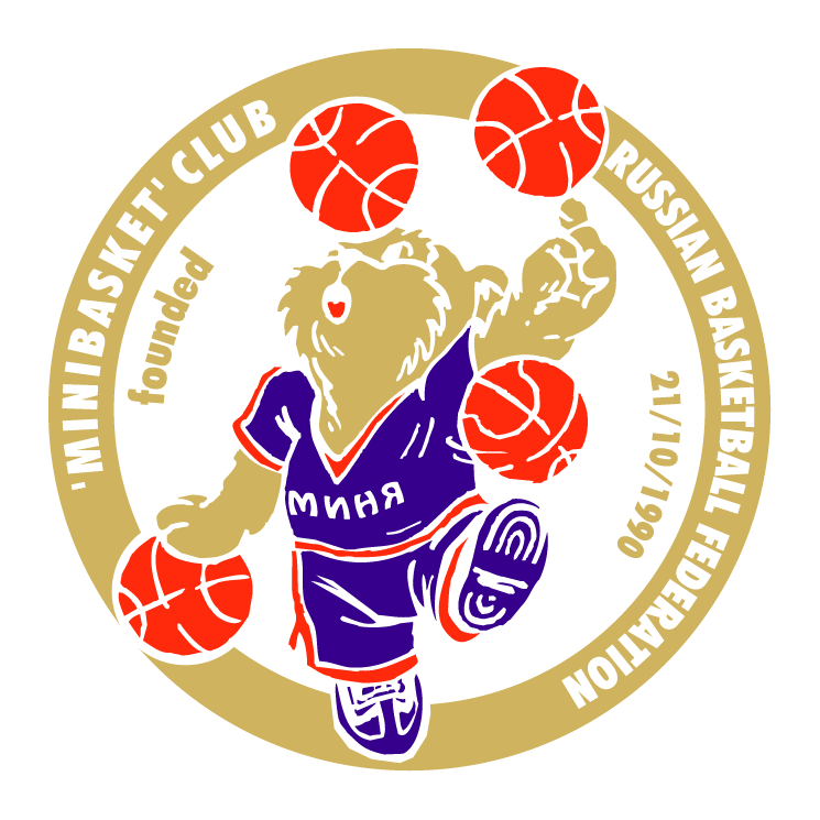 free vector Rfb minibasket club