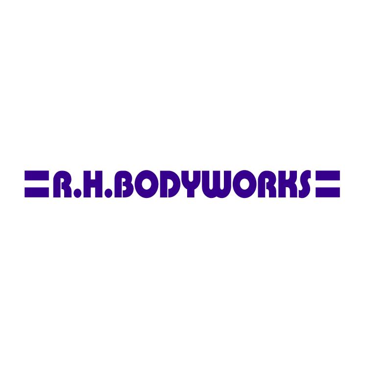 free vector Rh bodyworks