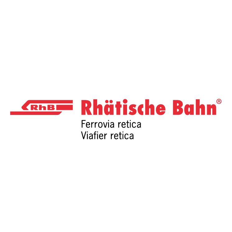free vector Rhaetische bahn