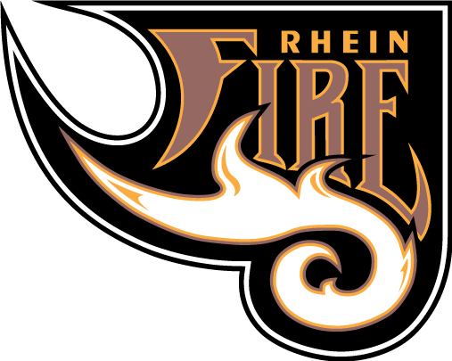 free vector Rhein Fire logo