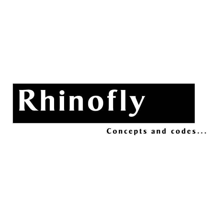 free vector Rhinofly