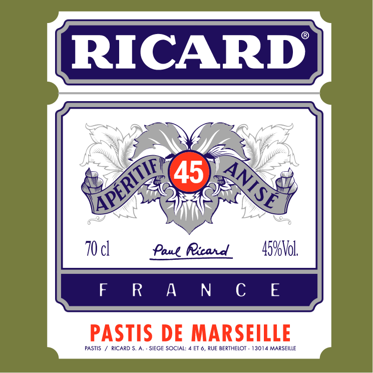 free vector Ricard 2
