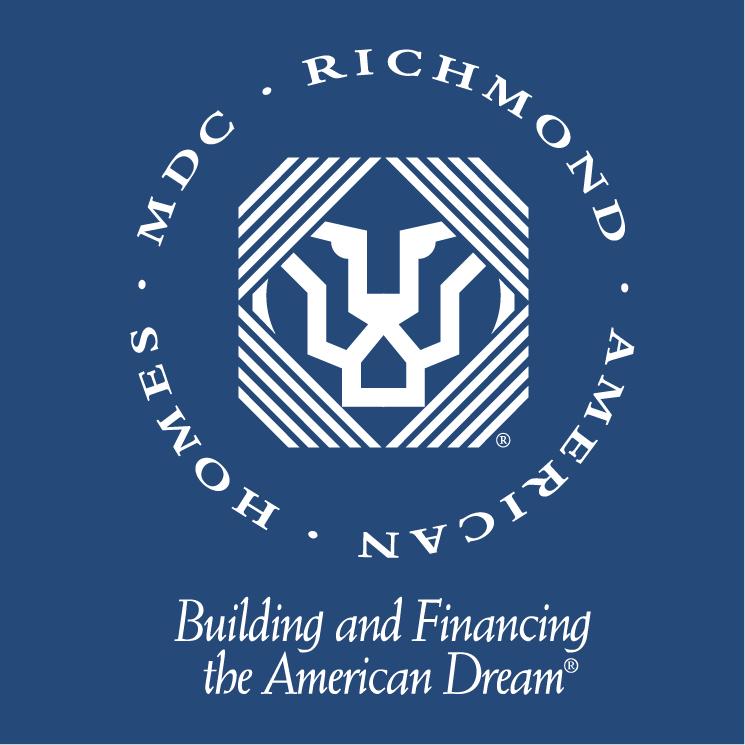 free vector Richmond american homes 0