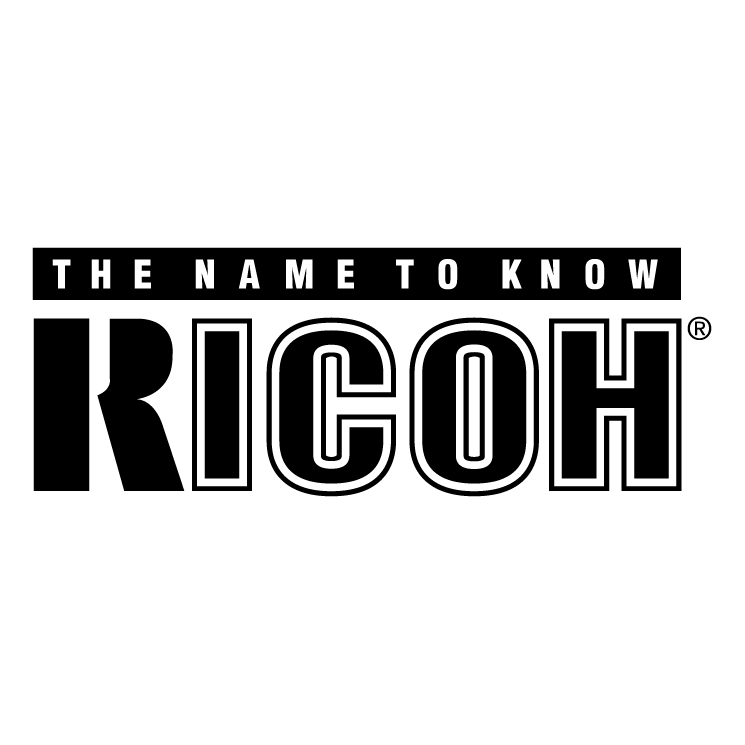 free vector Ricoh 3