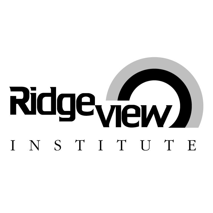 free vector Ridge view