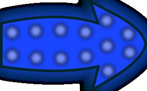 free vector Right Arrow Set Blur clip art