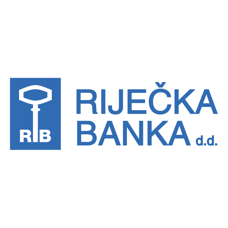 free vector Rijecka banka