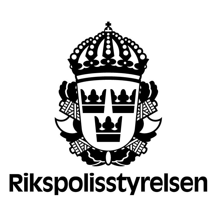 free vector Rikspolisstyrelsen