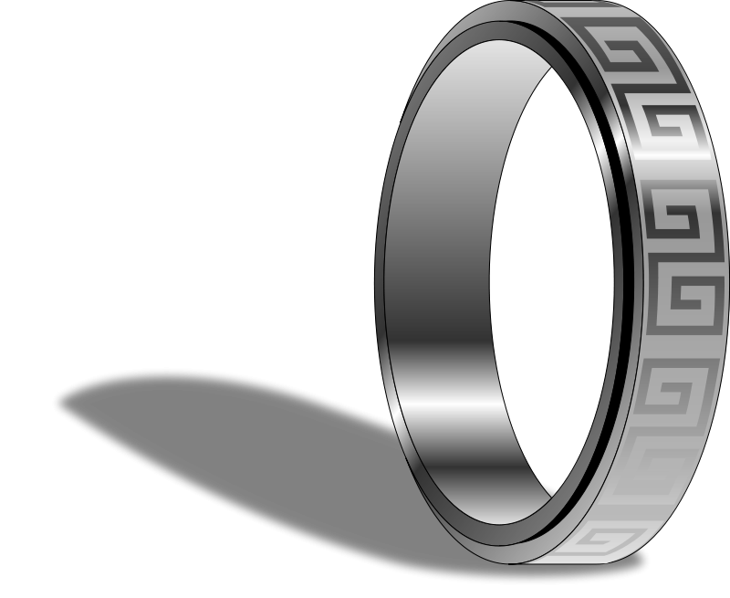 free vector Ring