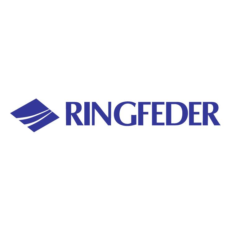 free vector Ringfeder
