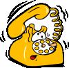 free vector Ringing Phone clip art