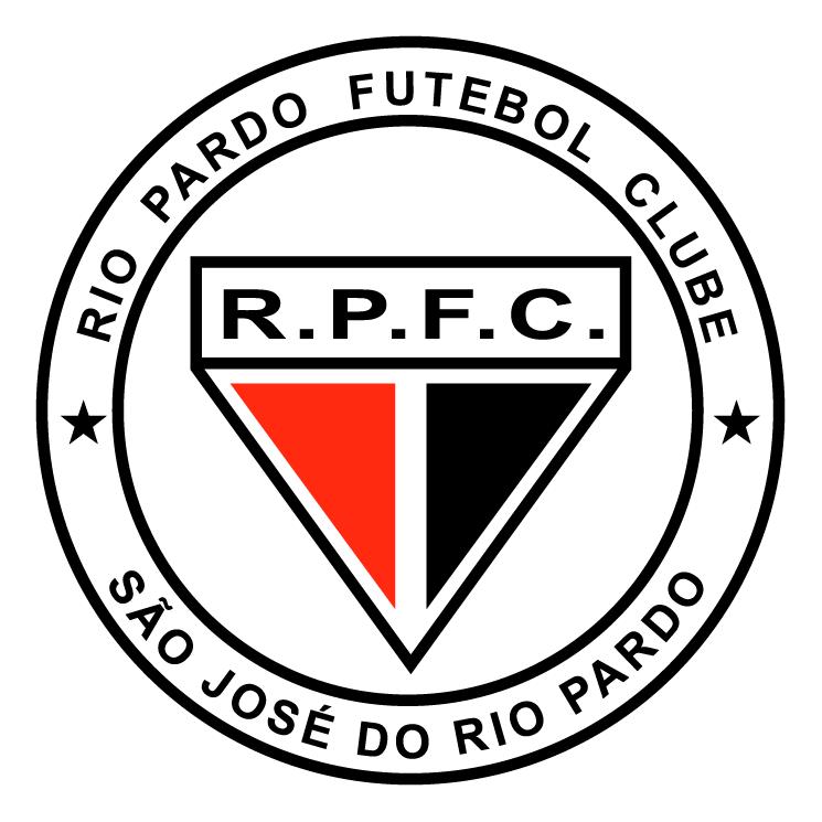 free vector Rio pardo futebol clube de sao jose do rio pardo sp