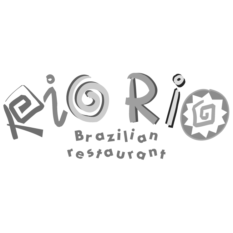 free vector Rio rio brazilian restaurant