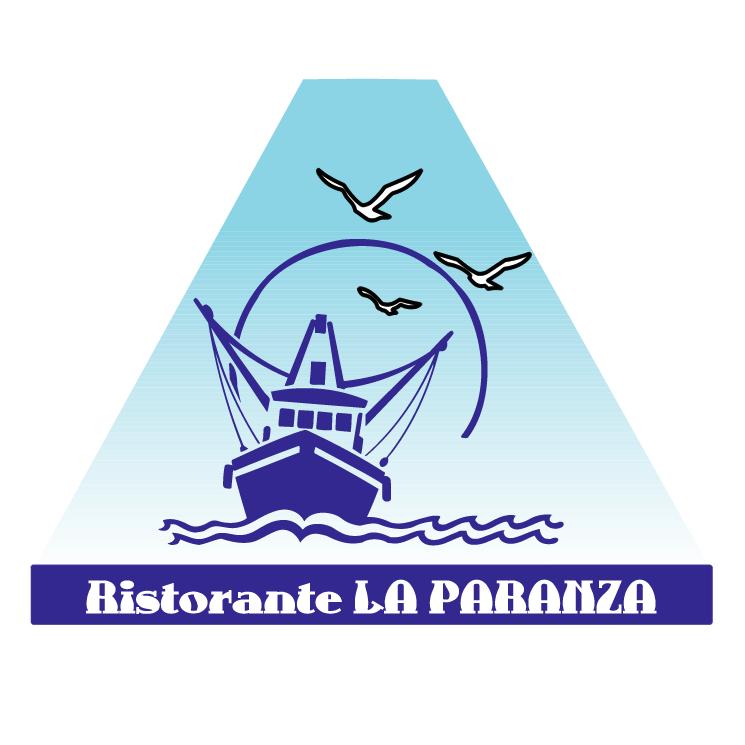 free vector Ristorante la paranza