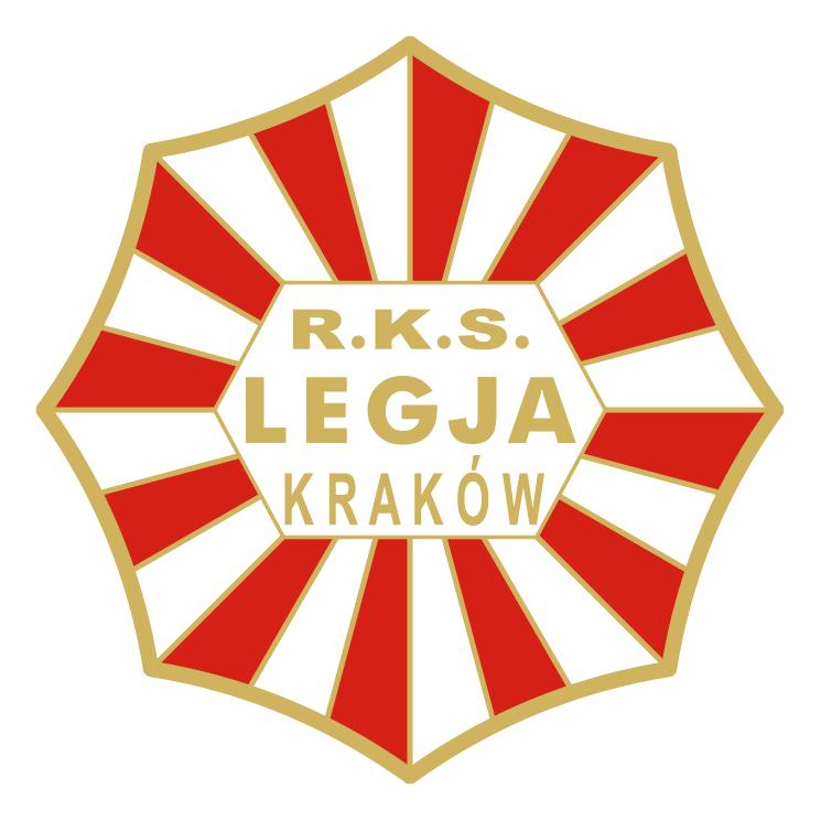 free vector Rks legja krakow