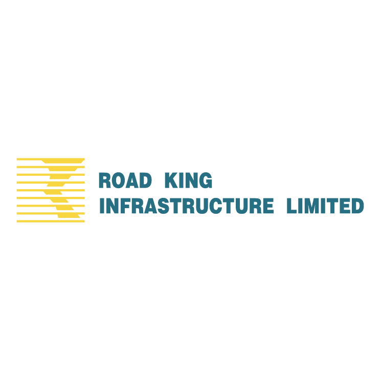 free vector Road king infrastructure limited
