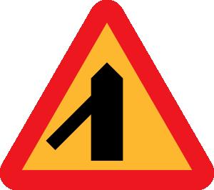 free vector Roadlayout Sign clip art