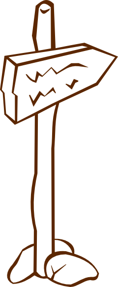free vector Roadsign clip art