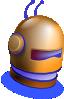 free vector Robot Head clip art