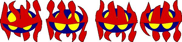 free vector Robot Icon Octopus  clip art