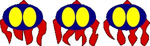 free vector Robot Octopus Icon clip art