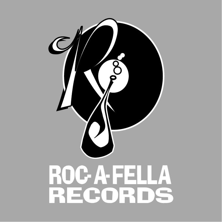 free vector Roc a fella records