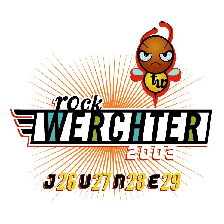 free vector Rock werchter 2003