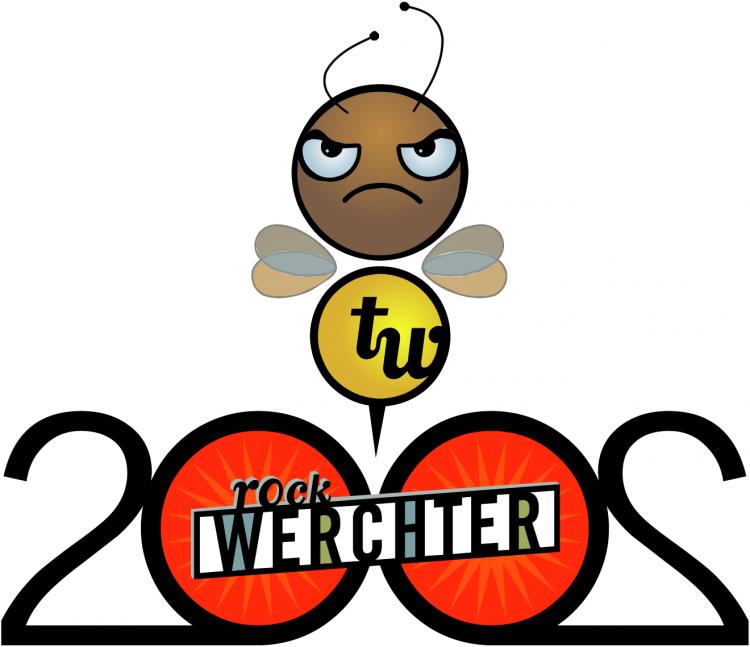 free vector Rock werchter
