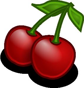 free vector Rocket Fruit Cherries clip art