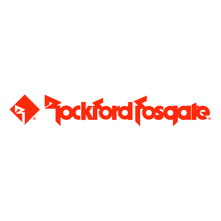 free vector Rockford fosgate 2