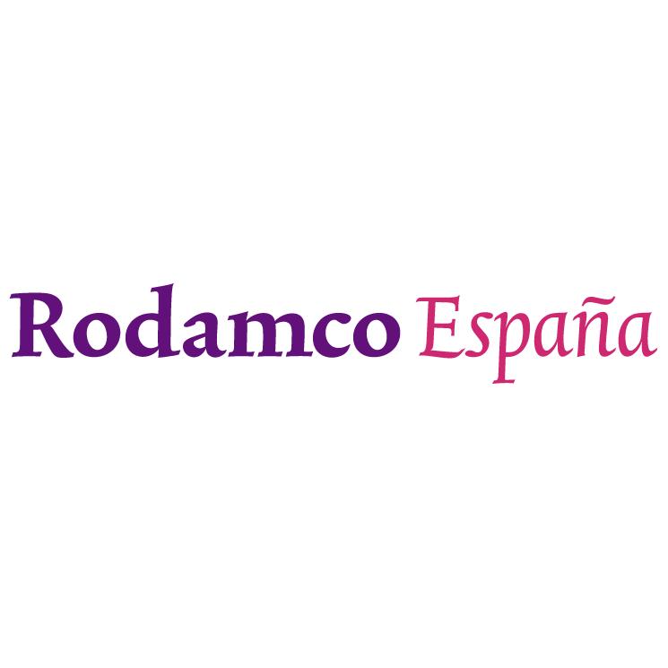 free vector Rodamco espana