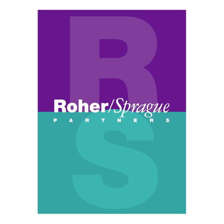 free vector Rohersprague partners