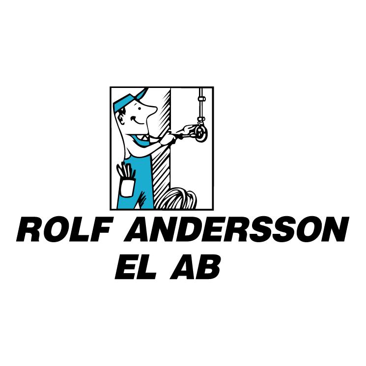 free vector Rolf andersson el ab
