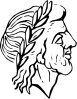 free vector Roman Man clip art