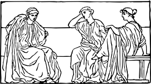 free vector Roman Relief clip art