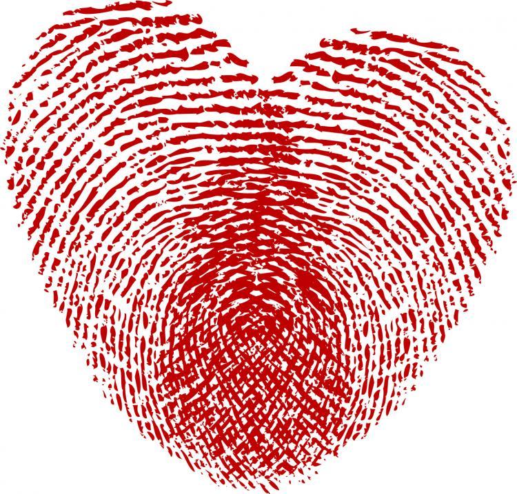 free vector Romantic heartshaped pattern 01 vector