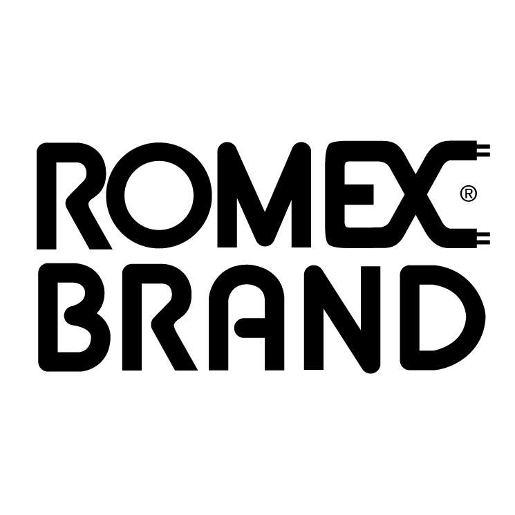 free vector Romex brand
