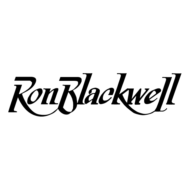 free vector Ron blackwell