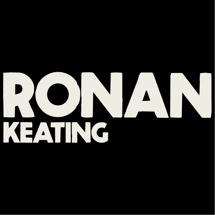free vector Ronan keating