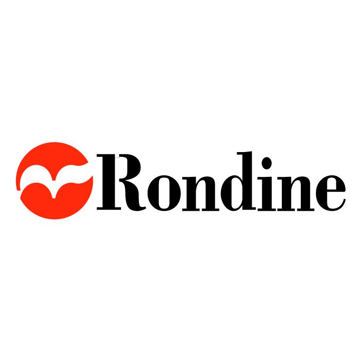 free vector Rondine