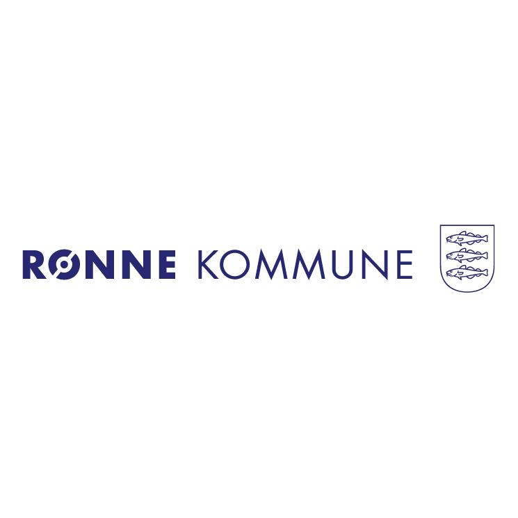 free vector Ronne kommune 1