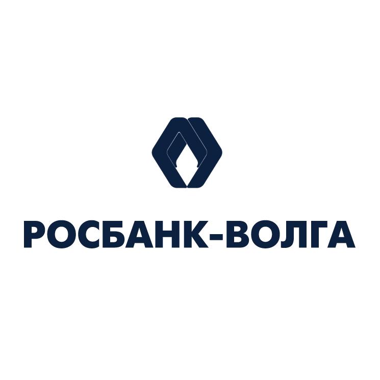 free vector Rosbank volga
