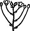 free vector Roses Flower Arrangement clip art