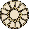 free vector Rosette Ornament clip art