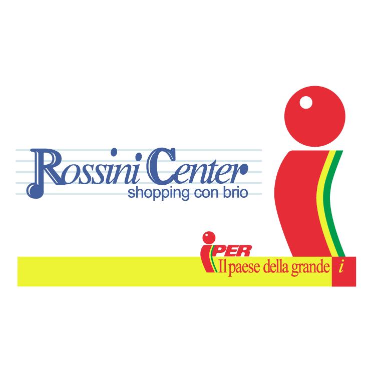 free vector Rossini center