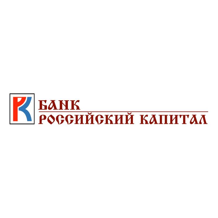 free vector Rossiyskiy capital bank