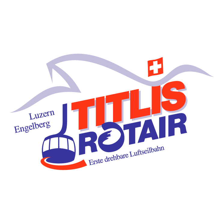 free vector Rotailr titlis