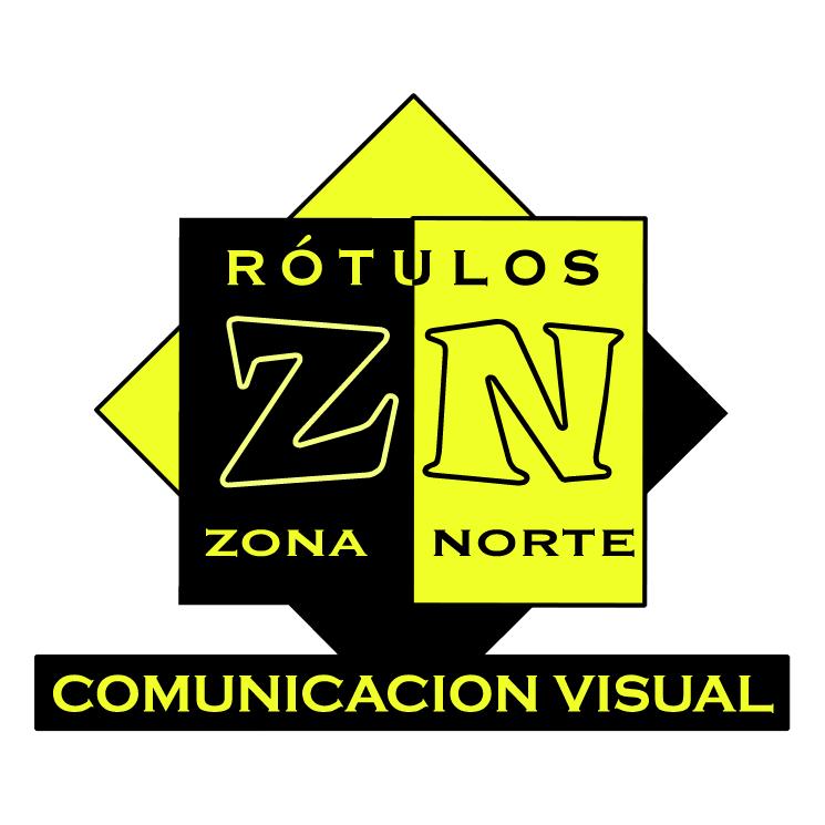 free vector Rotulos zona norte