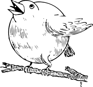 free vector Round Robin clip art