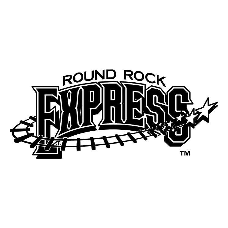 free vector Round rock express